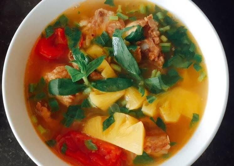 Cách làm canh sườn nấu thơm giàu dinh dưỡng