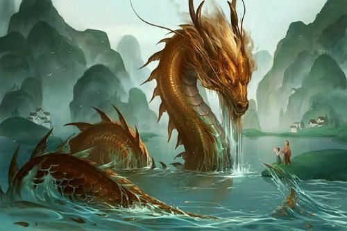 Ngủ mơ thấy rồng