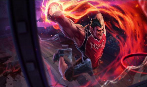Guide Darius mùa 10: Cách chơi, bảng ngọc bổ trợ tướng, cách lên đồ Darius mạnh nhất