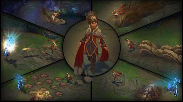 Guide Taliyah mùa 9: Cách chơi, bảng ngọc tướng Taliyah mạnh nhất