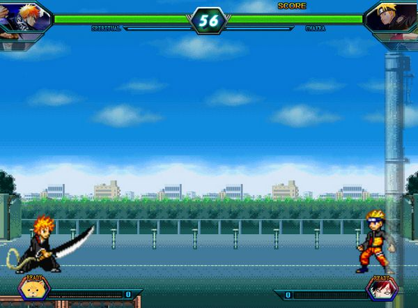 Bleach vs Naruto 3.2 vui game