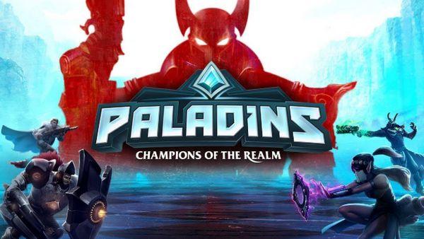Cấu hình chơi Paladins: Tham khảo cấu hình chơi Paladins