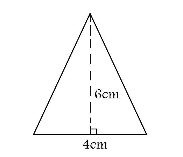 Công thức tính cạnh tam giác cân