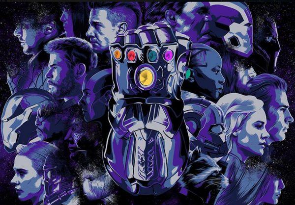 Thanos lúc mới sinh