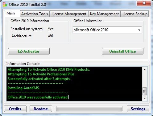 active office 2010 1
