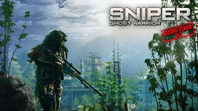 Cấu hình chơi Sniper Ghost Warrior: Tham khảo cho anh em