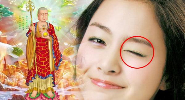 Nháy mắt phải có điềm báo gì? Giật mắt phải là lành hay dữ theo tâm linh