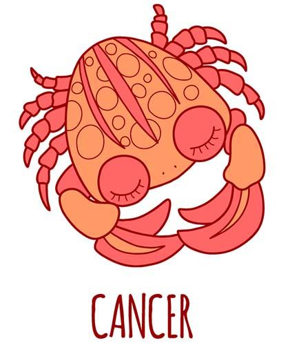 Cung hoàng đạo – Cự Giải (Cancer): 22/06 – 22/07