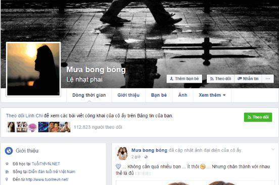 Tên Facebook buồn, tâm trạng Tên Facebook hay Những cái tên hay nhất trên Facebook