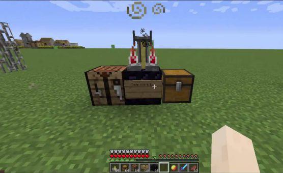 Công thức pha thuốc trong Minecraft