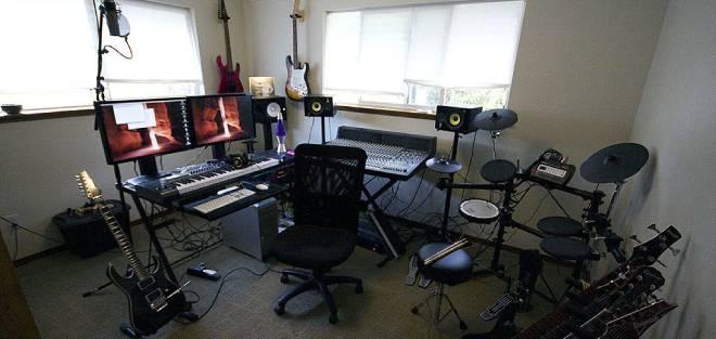 Dùng thiết bị gì để thu âm tại nhà?