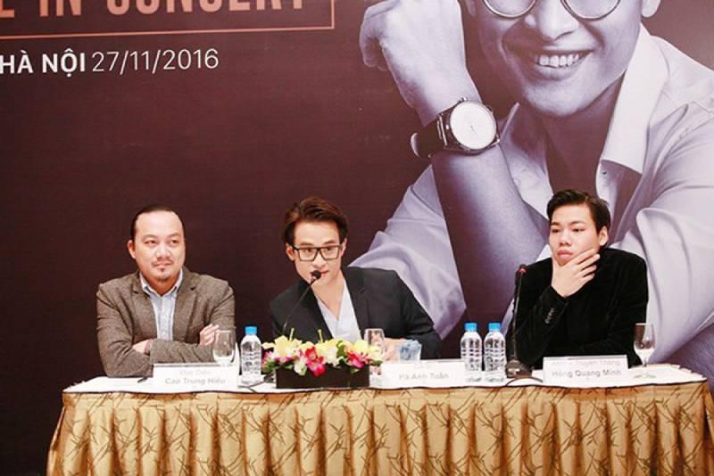 Hết sạch 1000 vé xem liveshow của Hà Anh Tuấn