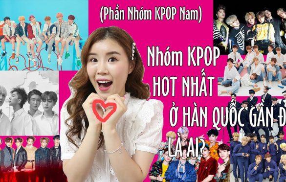 Những bài hát Kpop đang thống trị các BXH Hàn Quốc
