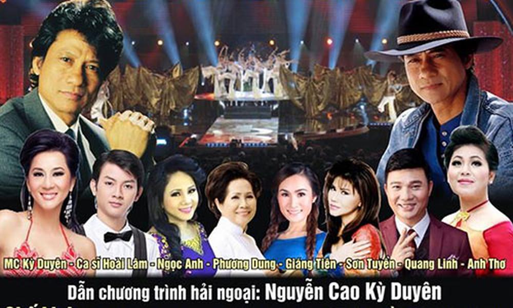 Chế Linh gây bất ngờ khi mời ngôi sao nhạc cách mạng hát bolero
