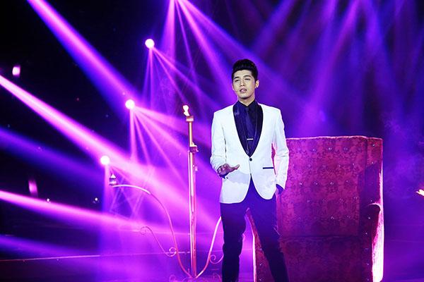 Noo Phước Thịnh hát cực hay, nhảy siêu đẹp trên sóng truyền hình