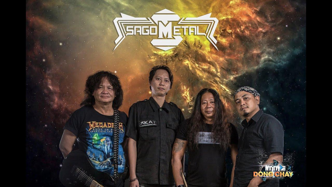 SagoMetal bền bỉ với gần 20 năm cùng Rock Sài Gòn