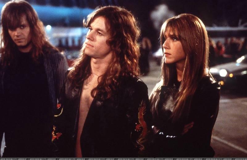 Cuối tuần cùng xem Rockstar với sự góp mặt của Mark Wahlberg và Jennifer Aniston