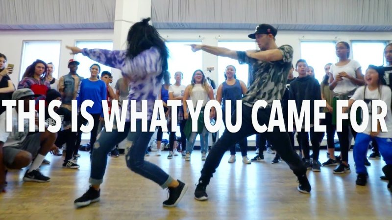 Dance Tutorial: This Is What You Came For (Rihanna & Calvin Harris) bởi Matt Steffanina