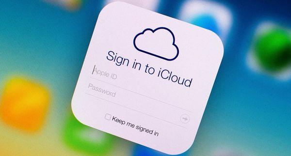 Cách lấy lại mật khẩu iCloud bằng Email