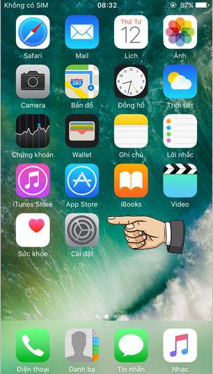 dang ky tao tai khoan icloud tren iphone ipad nhanh nhat 1