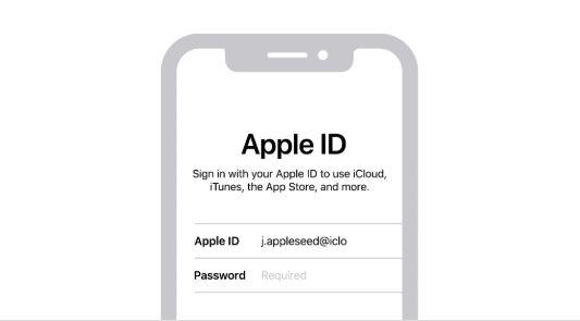 Đăng ký, tạo tài khoản ID Apple trên iPhone, iPad cực nhanh