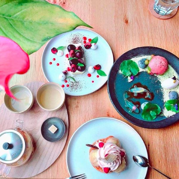 ho con rua Plated Dessert 1