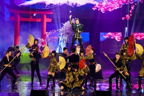 live show dam vinh hung