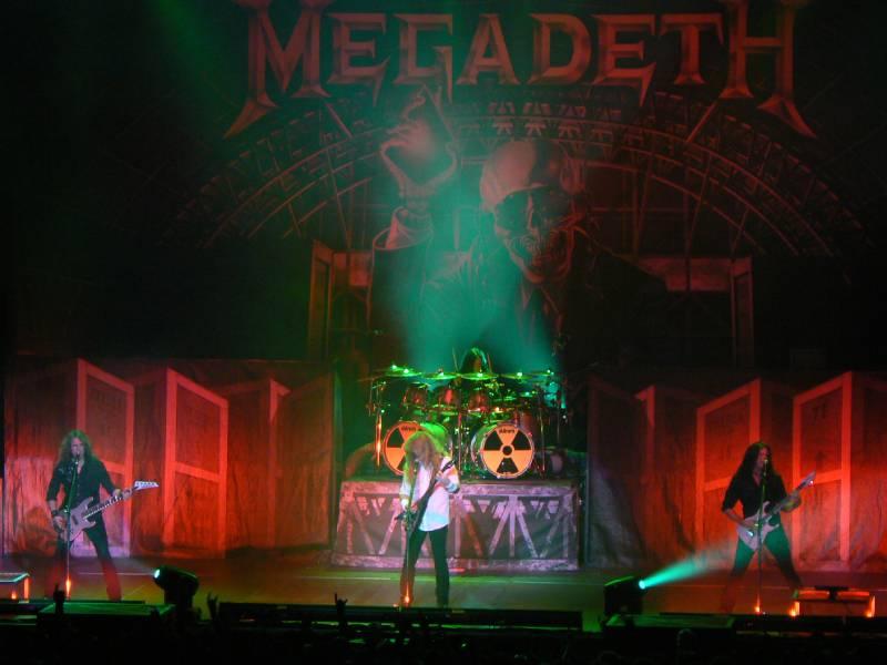megadeth live in beijing 2015