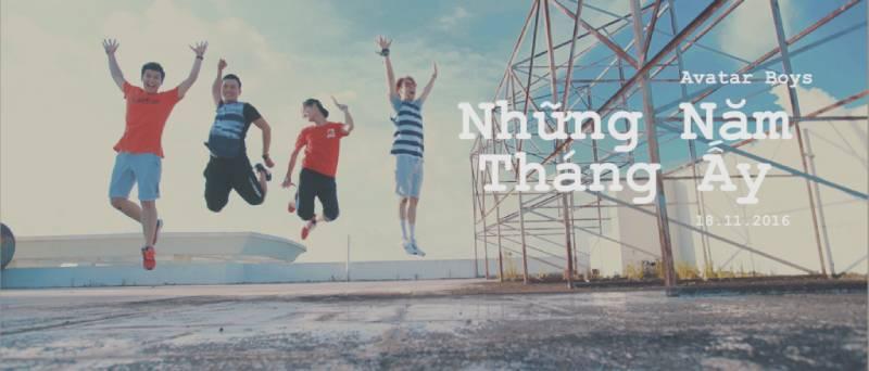 Bất chấp nguy hiểm, Huỳnh Anh leo lên nóc chung cư để quay MV
