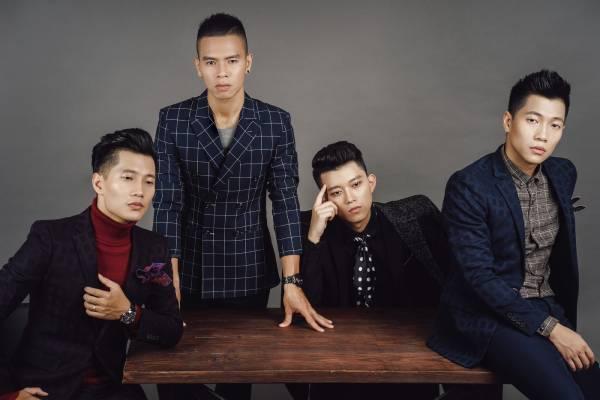 """Nhóm OPlus giới thiệu album đầu tay """"We're Still Young"""""""