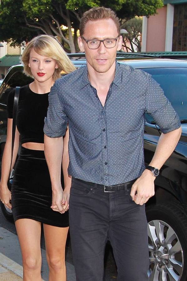 Taylor Swift và Tom Hiddleston