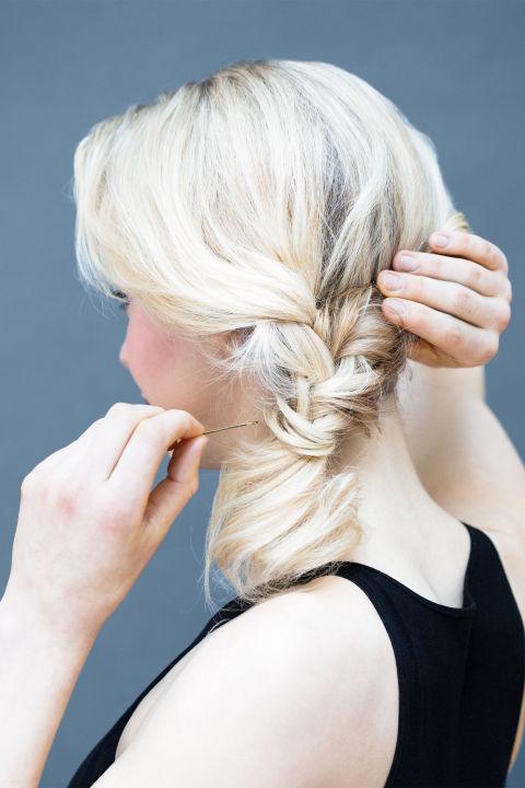 Bộ sưu tập tóc đơn giản cho người đi làm