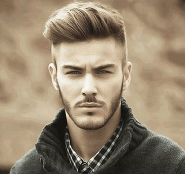 Tóc vuốt đầy nam tính, mạnh mẽ và lôi cuốn