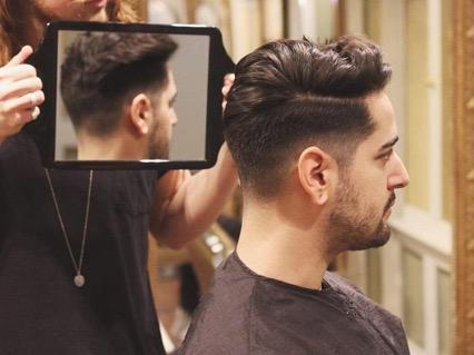 Các kiểu tóc nam ngắn gọn