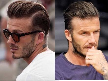 Các kiểu tóc nam ngắn gọn mặt tròn