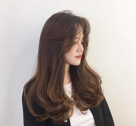 20 kiểu tóc dài đẹp