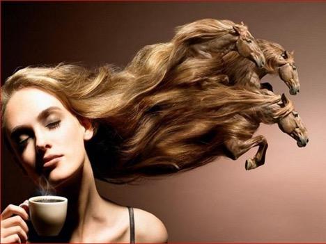 Những kiểu tóc dài đẹp đơn giản
