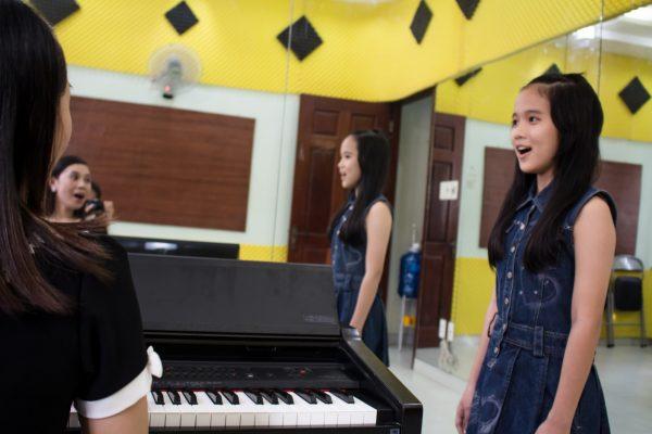 Ứng dụng kiểm tra giọng hát