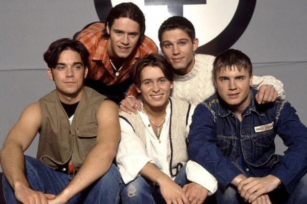 """""""Take That"""" – nhóm nhạc Ballad được yêu thích nhất mọi thời đại. (Ảnh: Billboard)"""