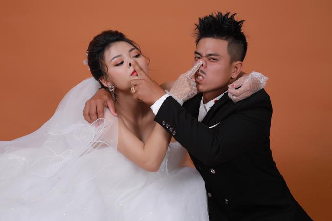 Những concept chụp ảnh cưới vừa đơn giản vừa độc đáo cho các cặp đôi