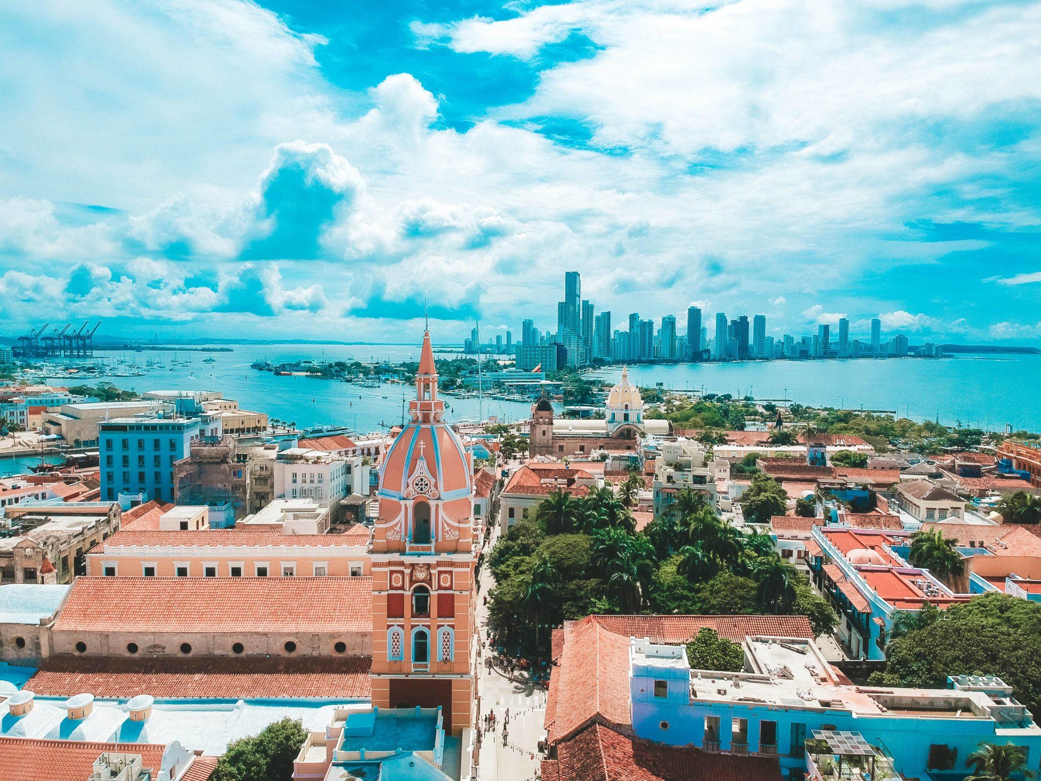 Cartagena là một trong những thành phố lãng mạn nhất trên trái đất.