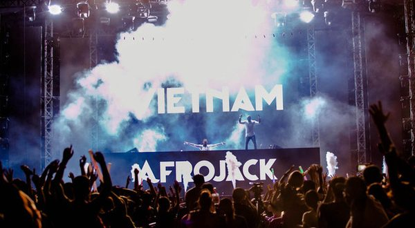 EDM tại Việt Nam