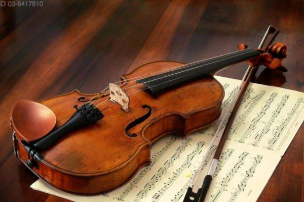 Giới thiệu sơ lược về đàn vĩ cầm - Violin
