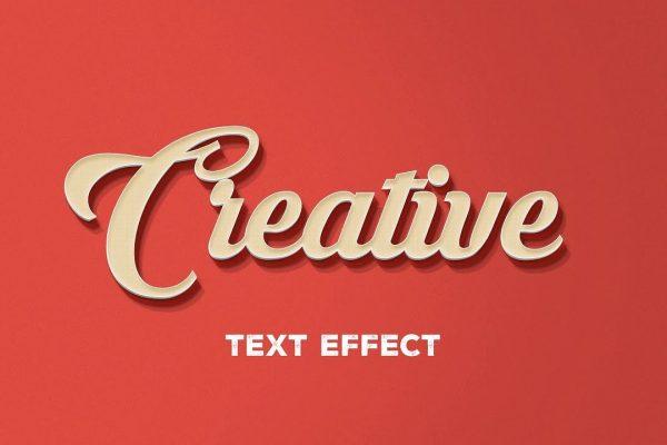 Hiệu ứng Creative Typography
