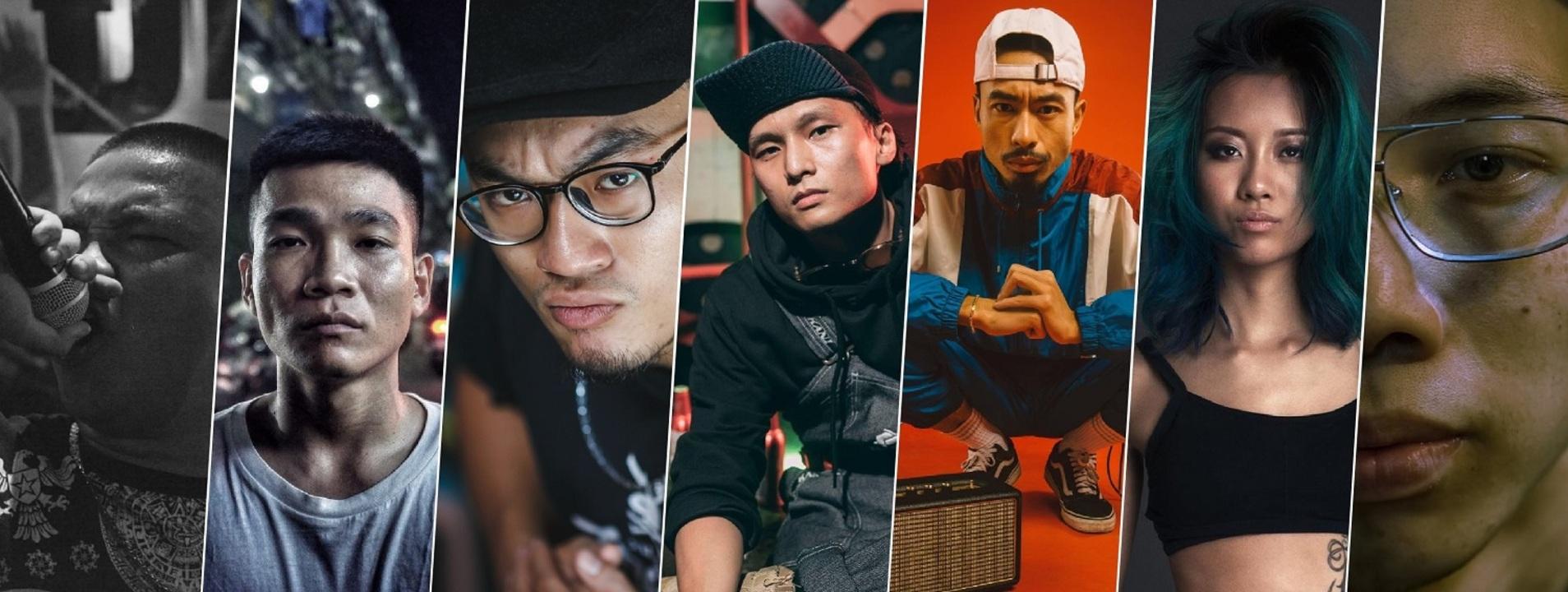Rap Việt Âm nhạc của giới trẻ