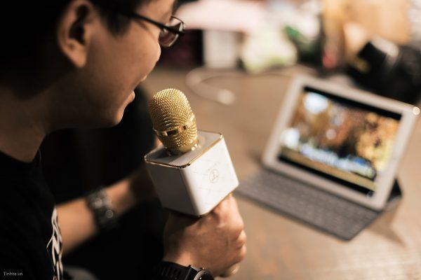 Tìm trên youtube các bản karaoke và instrumental để tập trước ở nhà