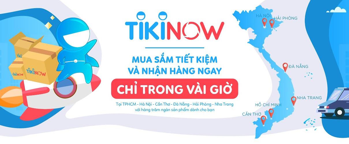 Dùng thử TikiNOW