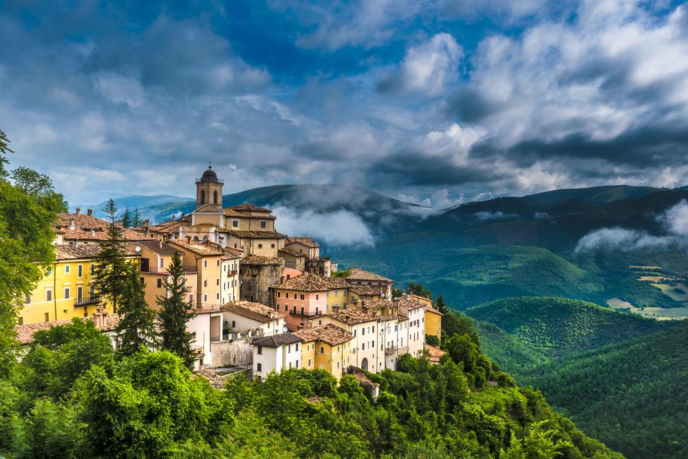 Umbria, Ý