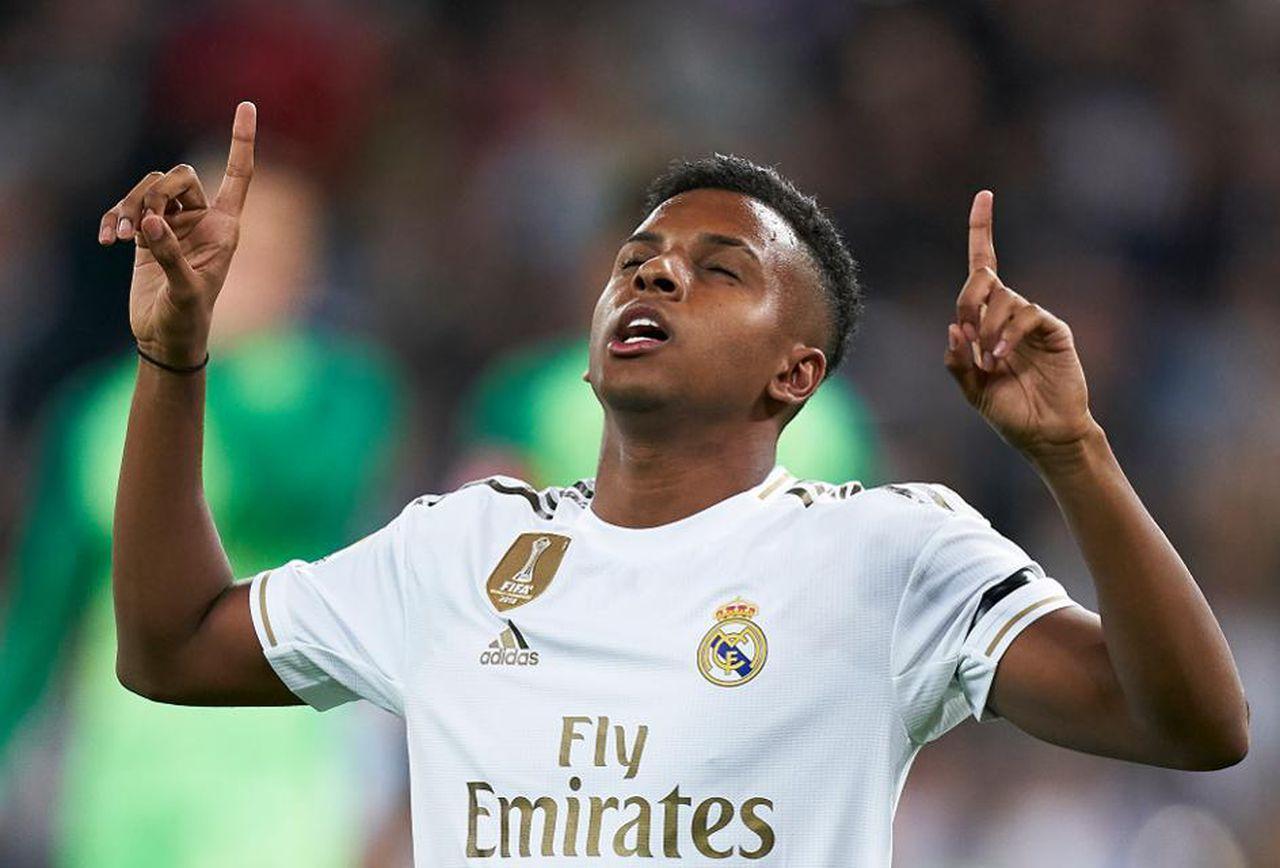 Anh là chân sút đầy triển vọng của CLB Real Madrid