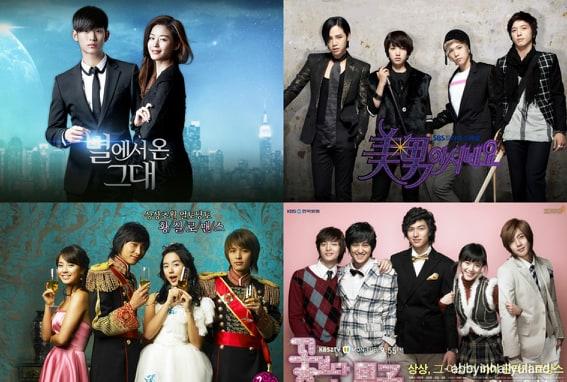 Chọn lựa bộ phim Hàn Quốc phù hợp- Mách Nhỏ Bí Quyết Học Tiếng Hàn Qua Phim Hiệu Quả